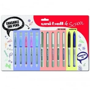 Back To School Pack 12 Pens