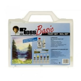 Basic Landscape Oil Paint Set