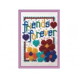 Bead 2 Bead Embroidery Kit Forever Friends*