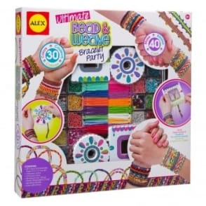 Bead & Weave Bracelet Party Kit