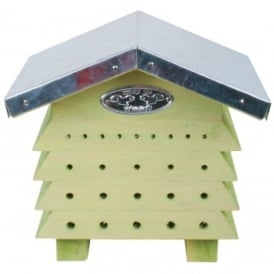 Beehive Shaped Wooden Bee House