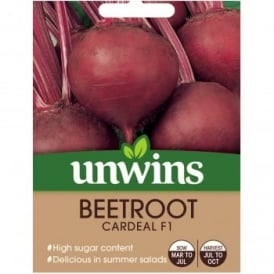 Beetroot Seeds - Cardeal