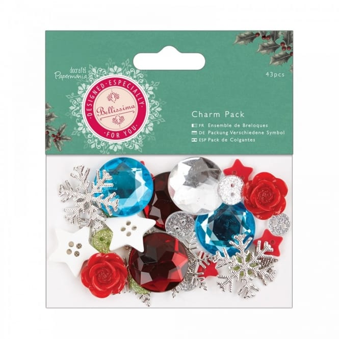 Bellissima Christmas Charm Pack 32pcs*
