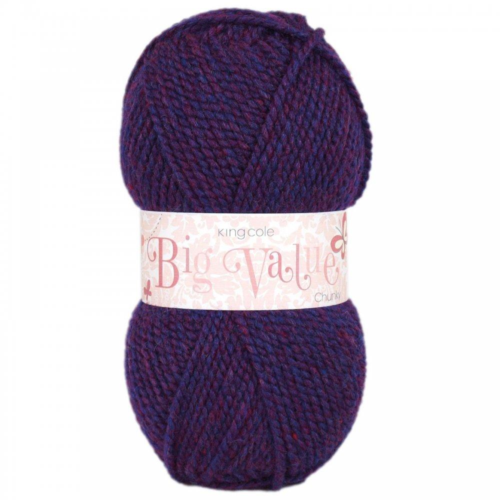 Chunky Knitting Wool Uk : Big value chunky knit yarn craftyarts