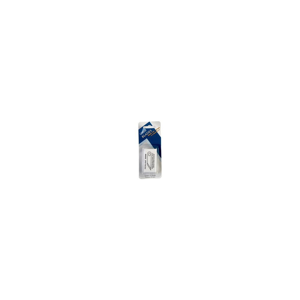 Logan 324-20 blades for logan 201 and 1100 pack of 20