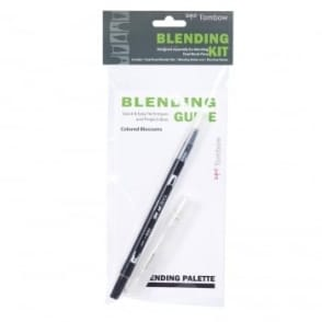 Blending Kit - Dual Brush Pen Blending Pen + Spray Mister