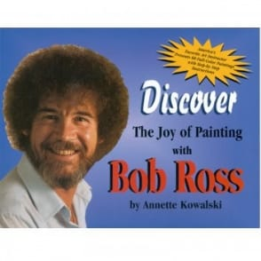 Book: Discover The Joy of Painting