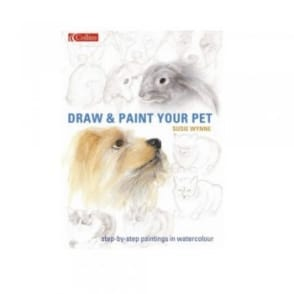 Book: Draw & Paint Your Pet by Susie Wynne