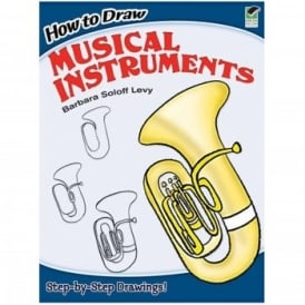 Book: How to Draw Musical Instruments*
