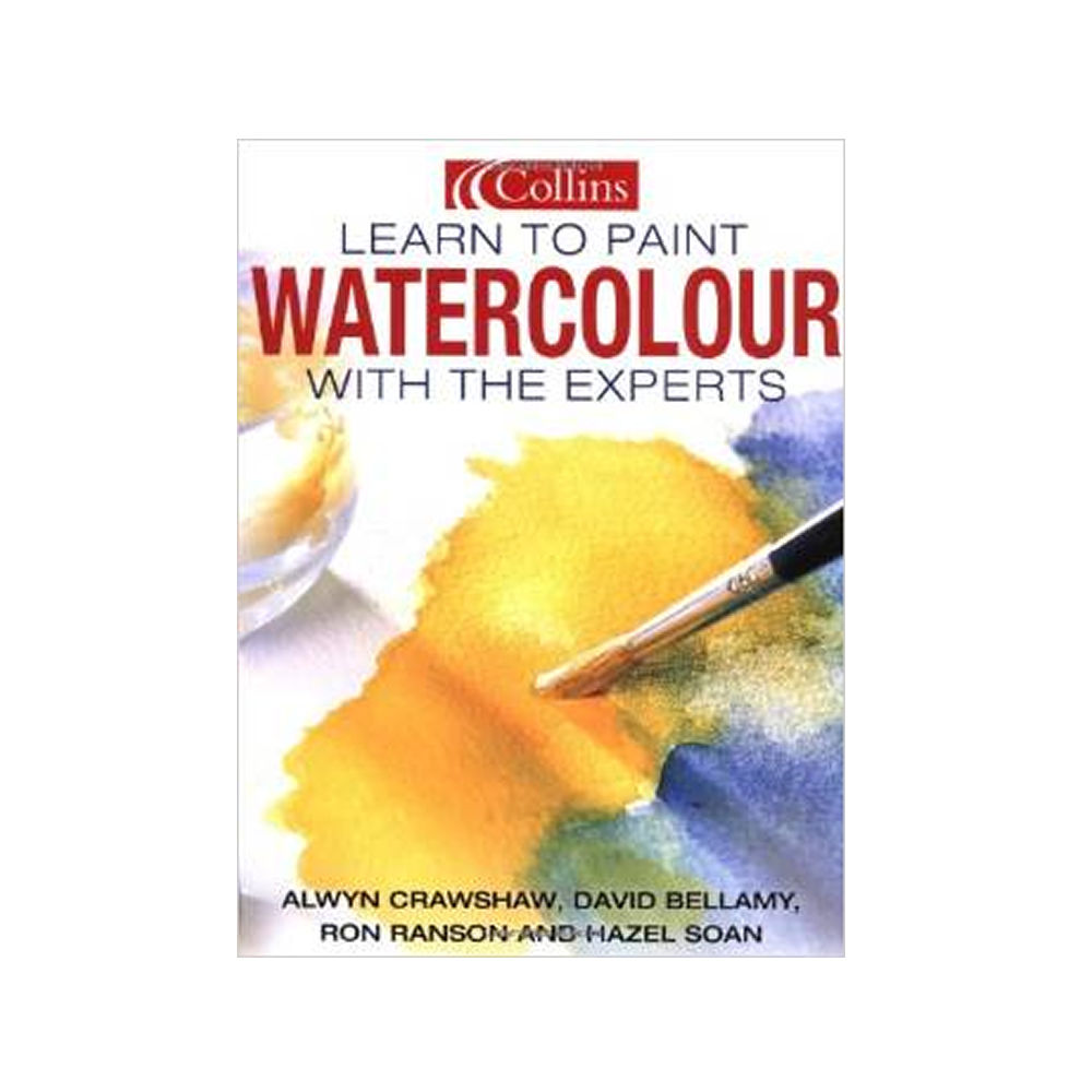 Book learn how to paint watercolour with the experts for How to learn to paint