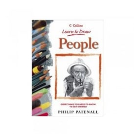 Book: Learn to Draw People by Philip Patenall