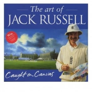 Book: The art of Jack Russell