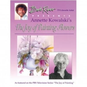 Book: The Joy of Painting Flowers