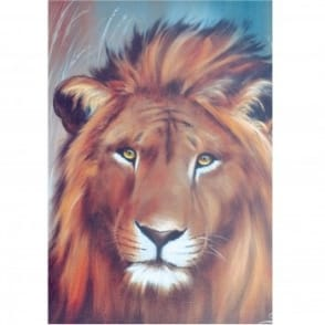 Book: Wildlife Painting Project Pack - Lion