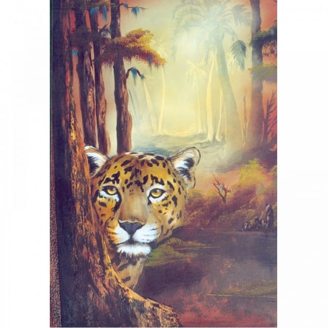 Book: Wildlife Painting Project Pack - Tropical Jaguar