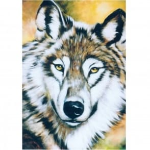 Book: Wildlife Painting Project Pack - Wolf
