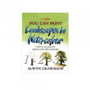 Book: You Can Paint Landscapes in Watercolour 1-2-3
