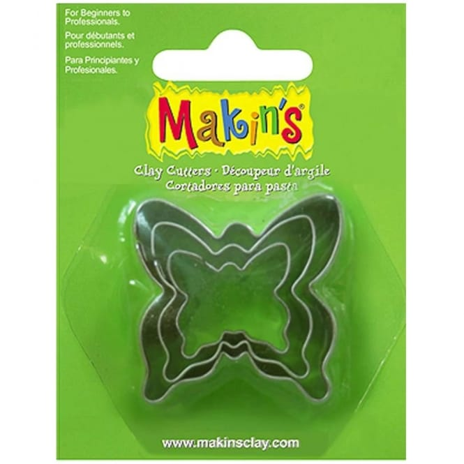 Brand Set of Butterfly Shape Cutters