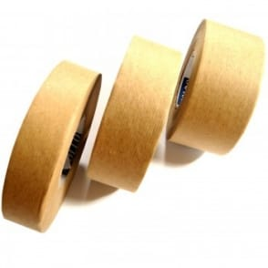"Brown Framing Tape - 25mm (1"") x 50m - 3 Pack"