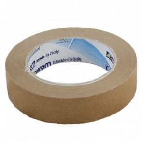 "Brown Framing Tape 25mm (1"") x 50m"