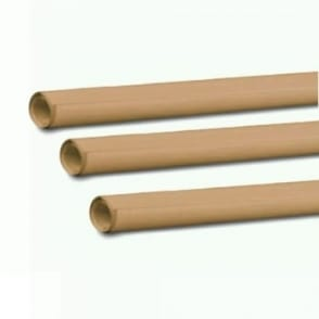 Brown Kraft Paper Roll x3 Bundle