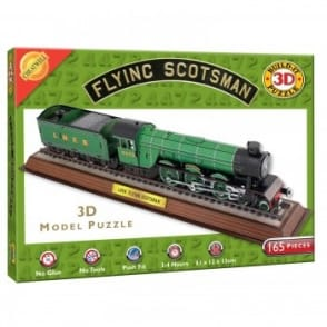 Build It 3D Flying Scotsman Puzzle