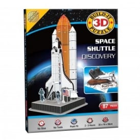 Build-It 3D Space Shuttle Discovery Puzzle