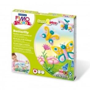 Butterfly Playtime and Modelling Set