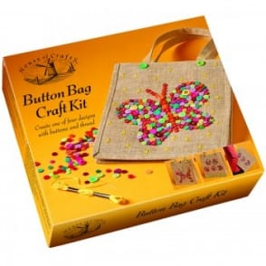 Button Bag Craft Kit*