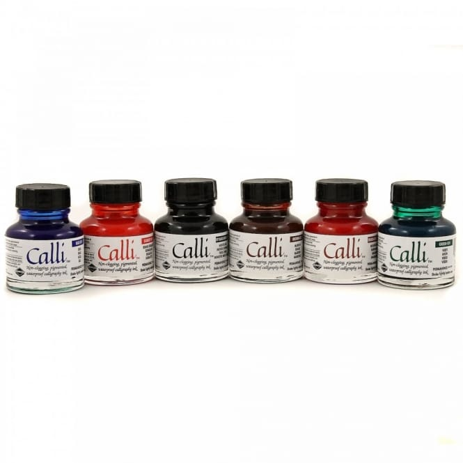 Calli Ink 6 Set