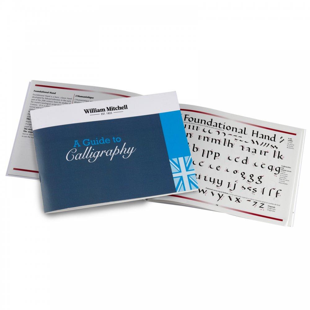Calligraphy gift set mitchell from craftyarts uk