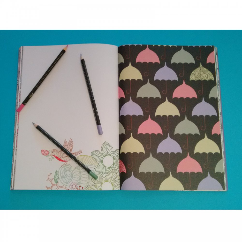 Art therapy coloring book michael omara - Calming Art Therapy Colouring Book
