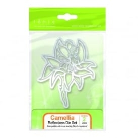 Camellia Reflections Fairy Die Set