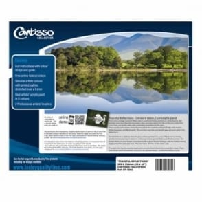 Cantisso Collection Creative Tutorial Paint Set - Peaceful Reflections