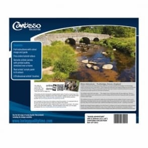 Cantisso Collection Creative Tutorial Paint Set - River Adventure