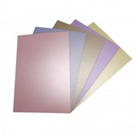 Centura Pearl Card Pack Pastels 40 Sheets