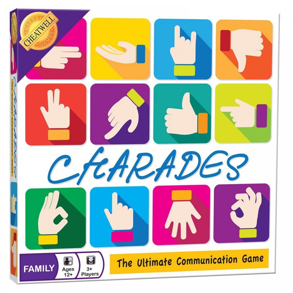 Charades Board Game Craftyarts Co Uk