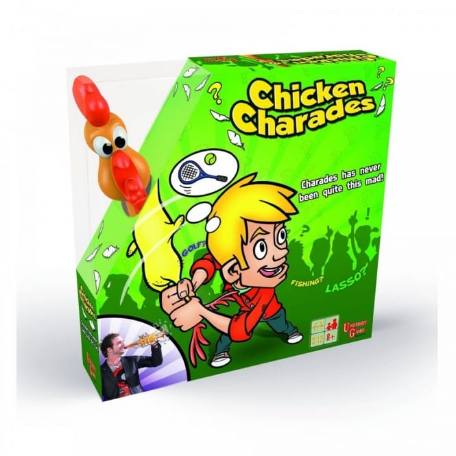 Chicken Charades Game*