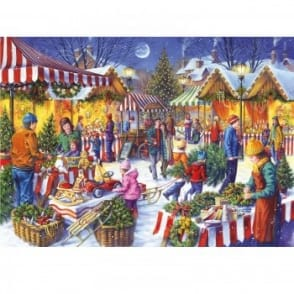Christmas Fayre - 1000 Piece Puzzle