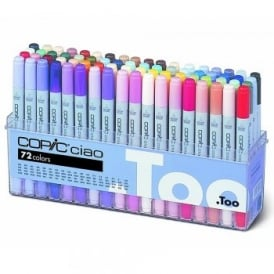 Ciao 72 Colour Pen Set B
