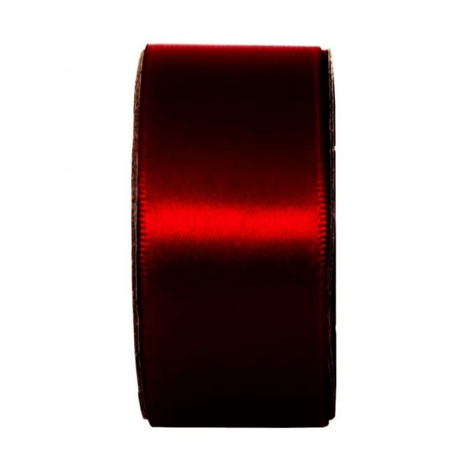 Claret Wide Ribbon