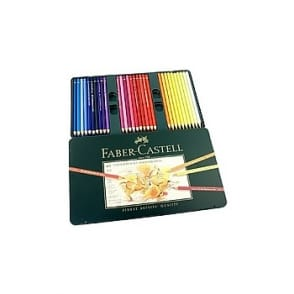 Colour Pencils Polychromos 60 Tin