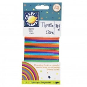 Colourful Threading Cord