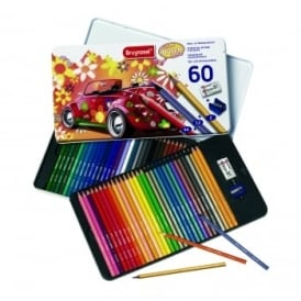 Colouring and Drawing 60 Piece Set