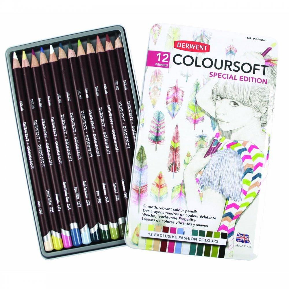 Coloursoft Special Edition 12 Tin