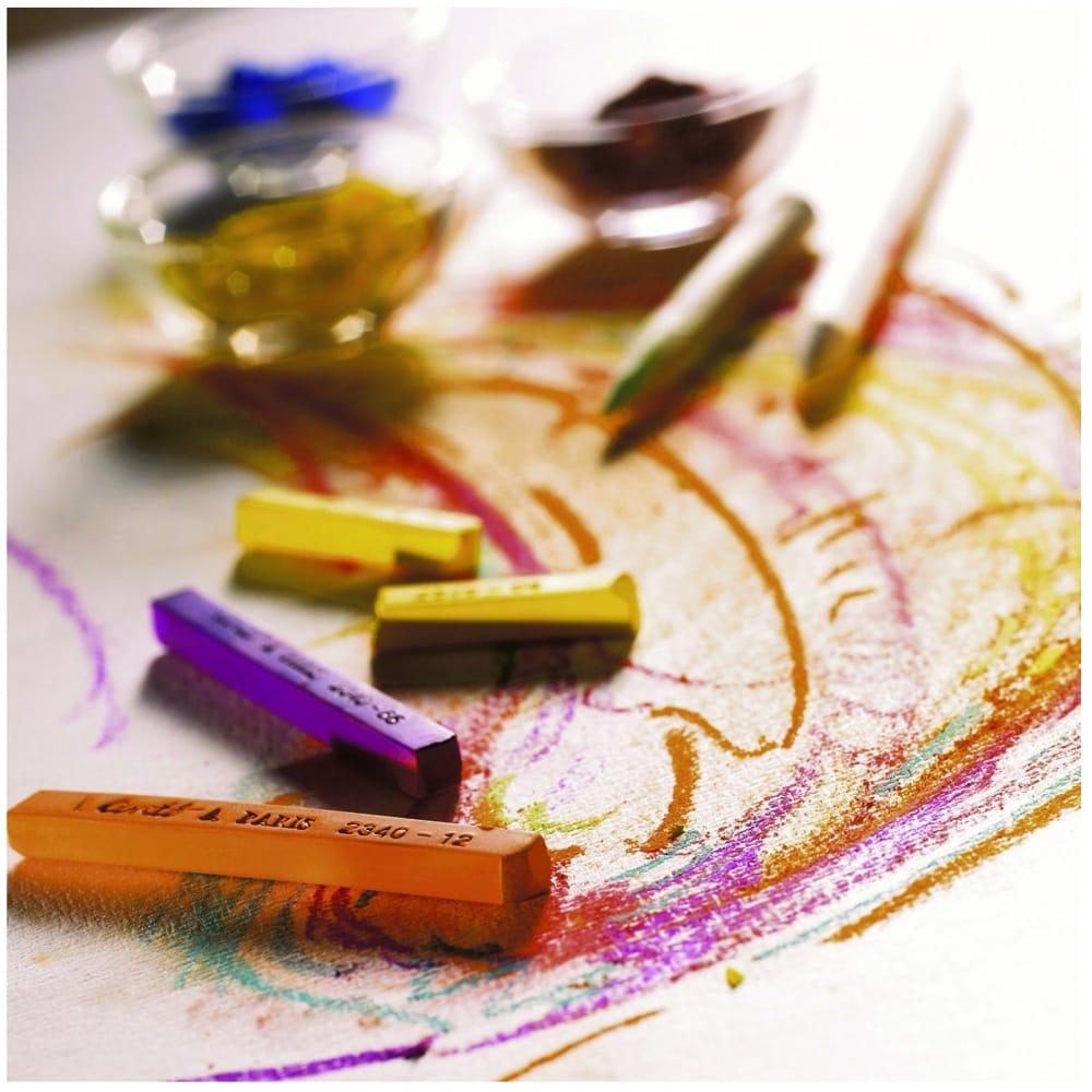 Assorted Colours Cont/é /à Paris Soft Pastels Pack of 20