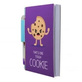Cookie Sketch & Sniff Note Pad and Pen