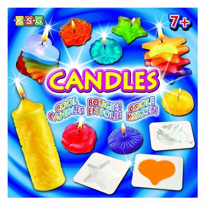 Cool Candles - Candle Making Kit