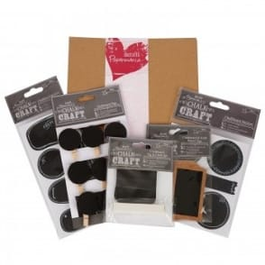 Craft Chalkboard Collection