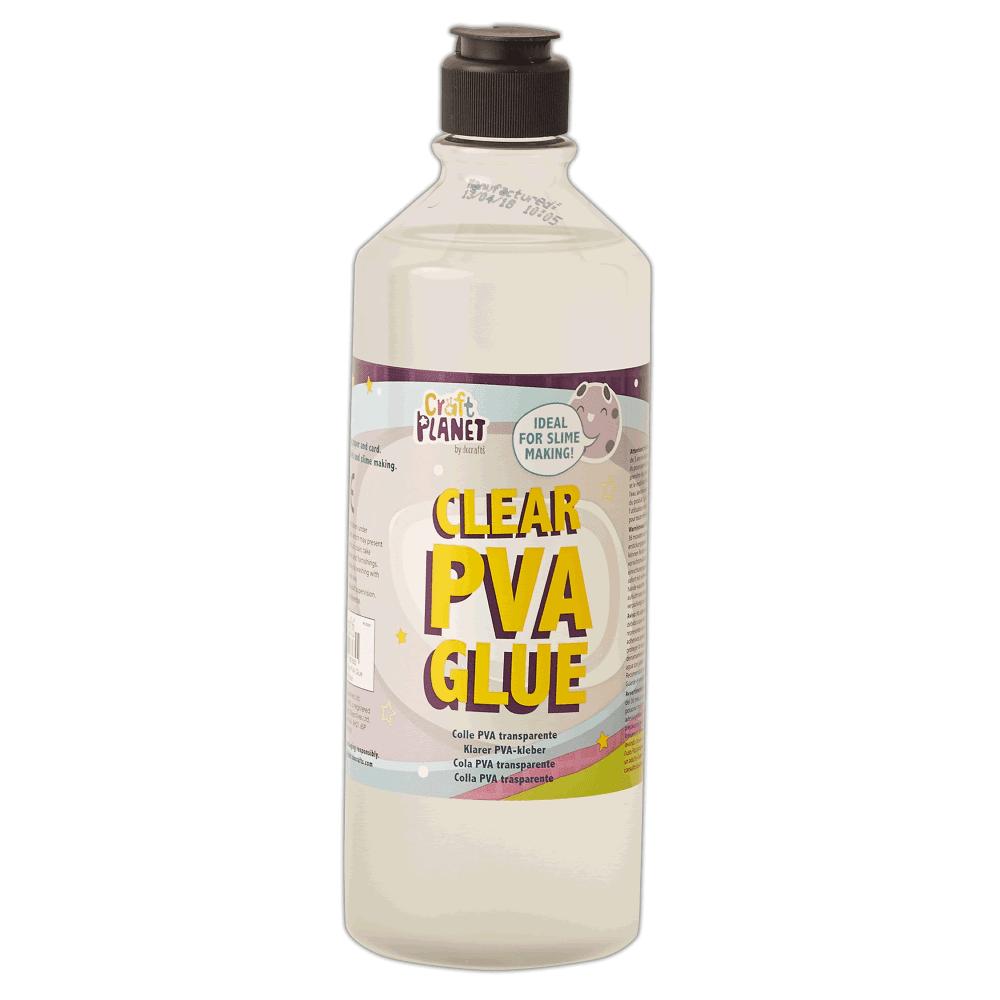 Craft planet clear pva glue 600ml craftyarts craft planet clear pva glue 600ml ccuart Choice Image